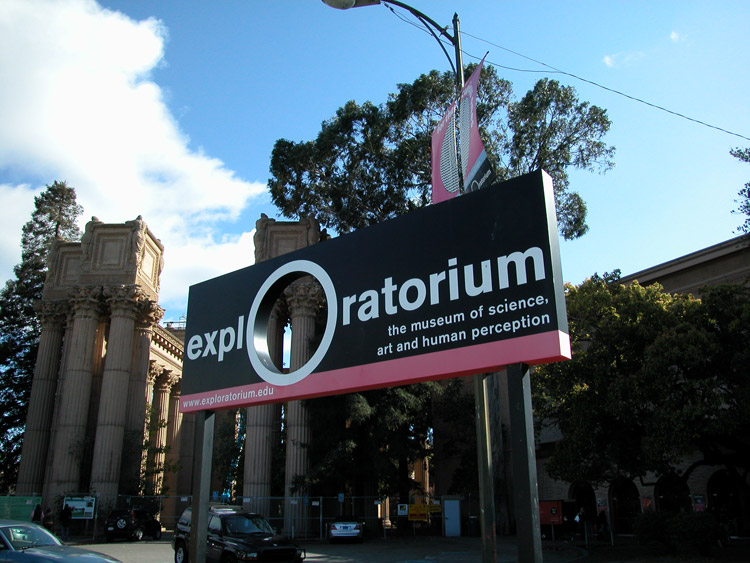 the Exploratorium that was