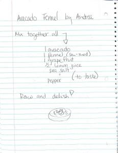 Recipe_Andrea